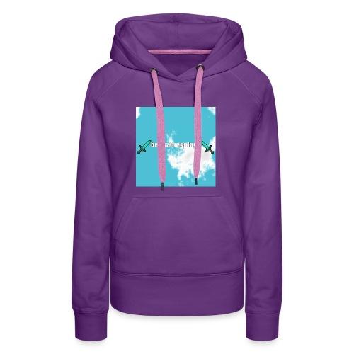 pull - Vrouwen Premium hoodie