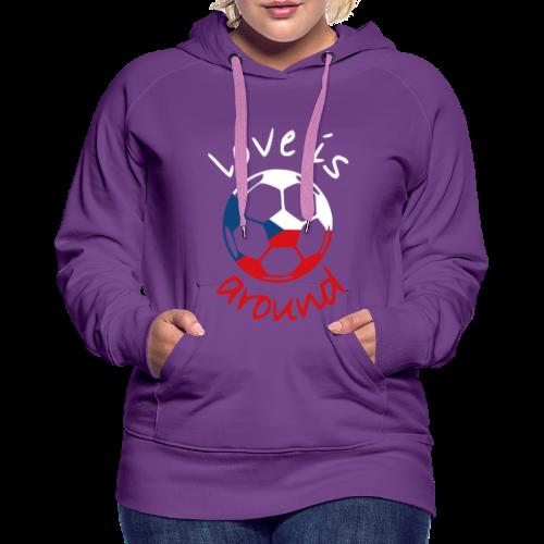 libaCZECHflag - Women's Premium Hoodie