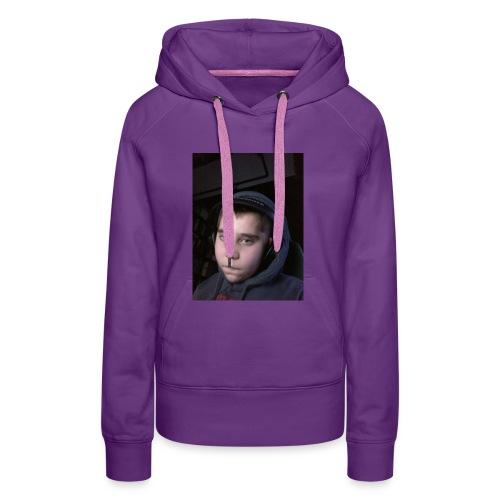 djyoutuber thisert - Vrouwen Premium hoodie