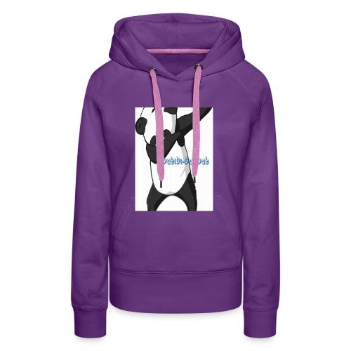 DabiDi-DabDab shirt - Frauen Premium Hoodie