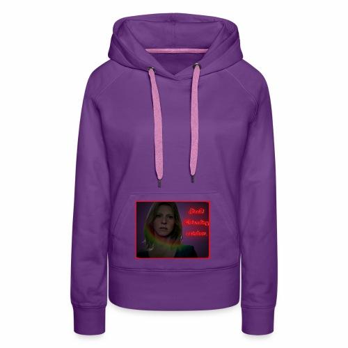 deathStranding Gamers - Sudadera con capucha premium para mujer