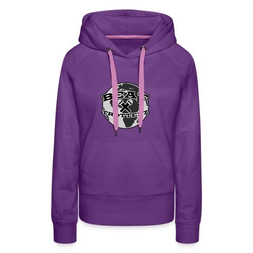 Beat Trotterz - Sweat-shirt à capuche Premium pour femmes