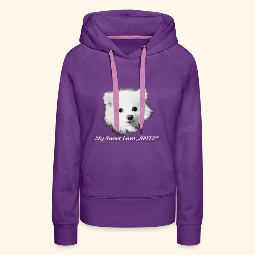 Original Love Shirt - Frauen Premium Hoodie