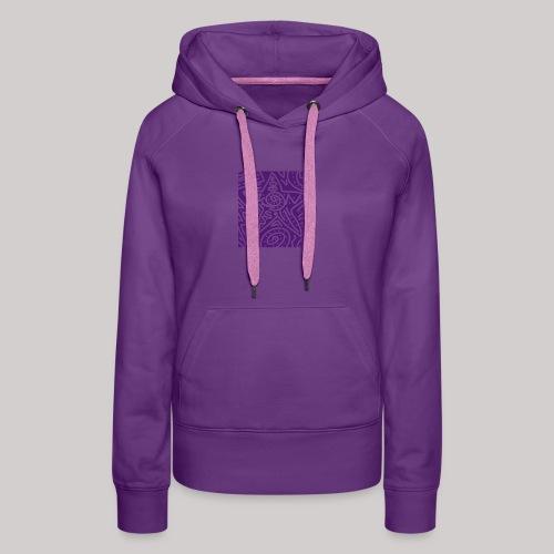 SO S1D3 - Vrouwen Premium hoodie