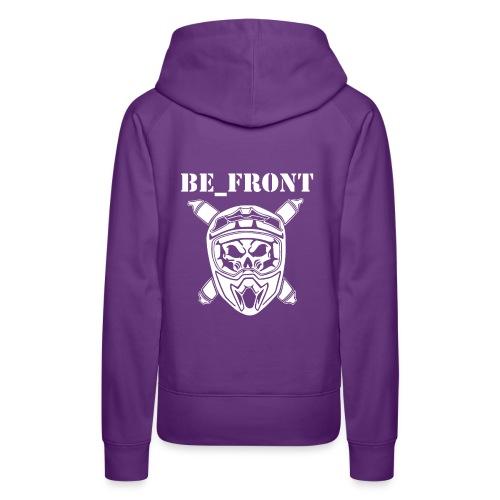 Be_FronT - Frauen Premium Hoodie