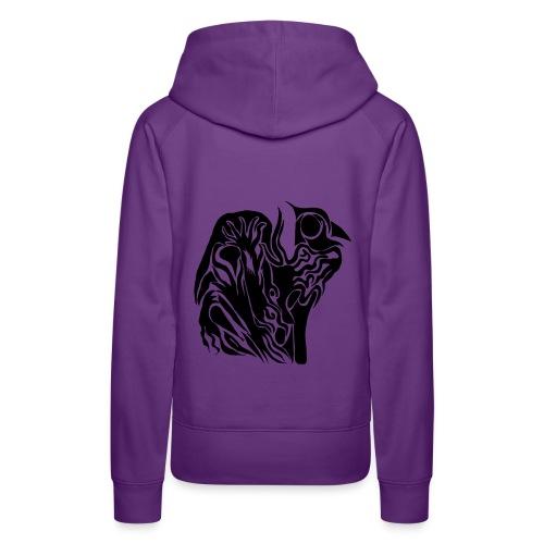 Coque Abstrait - Sweat-shirt à capuche Premium pour femmes