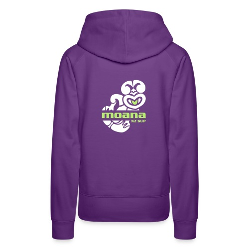 Tiki - Moana NZ SUP - Vrouwen Premium hoodie