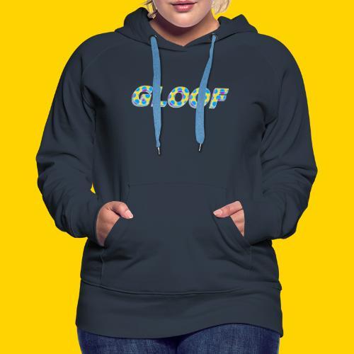 Gloof dotted - Women's Premium Hoodie