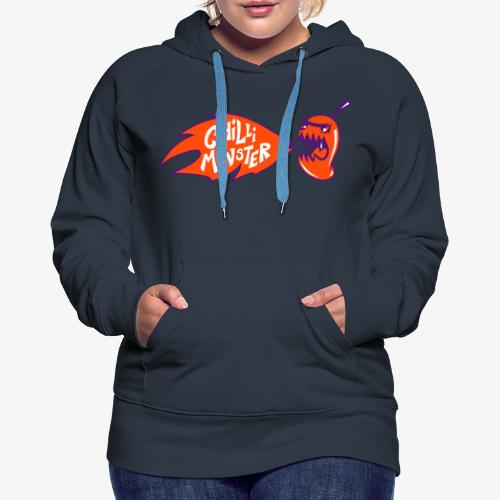 Chilli Monster - Women's Premium Hoodie