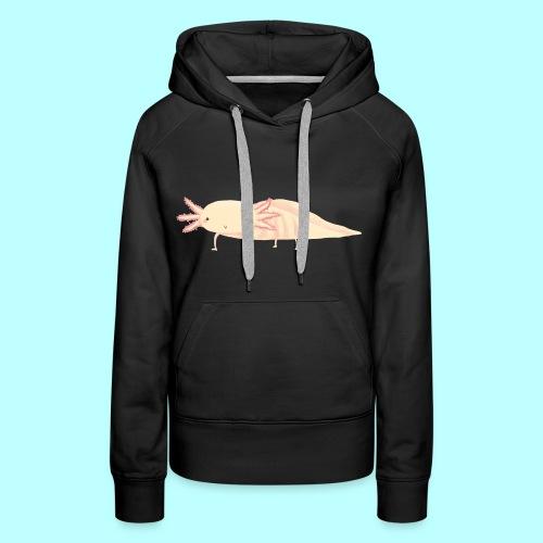Axolotl - Frauen Premium Hoodie