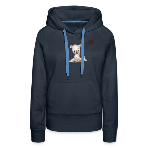 Noah der kleine Bär - Frauen Premium Hoodie