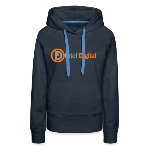 Intel Digital - Our Company - Women's Premium Hoodie
