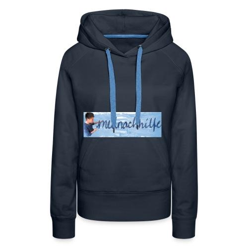Med Logo jpg - Frauen Premium Hoodie