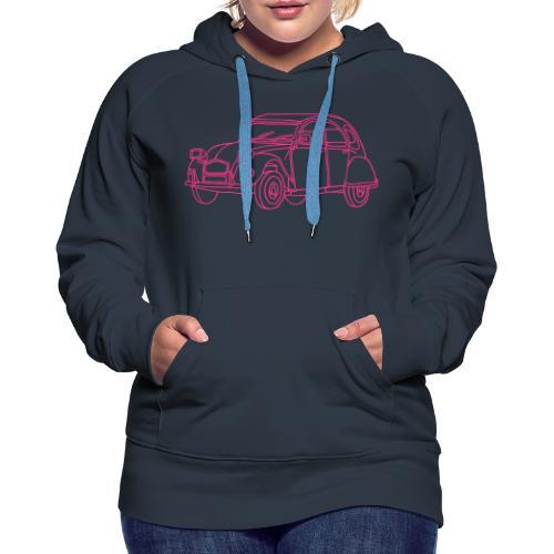 ENTE - Frauen Premium Hoodie