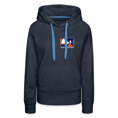 Logo Waterscoutingvenlo - Vrouwen Premium hoodie