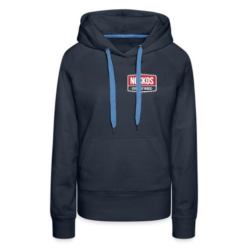 Noskos - Serieus About Barbecue - Vrouwen Premium hoodie