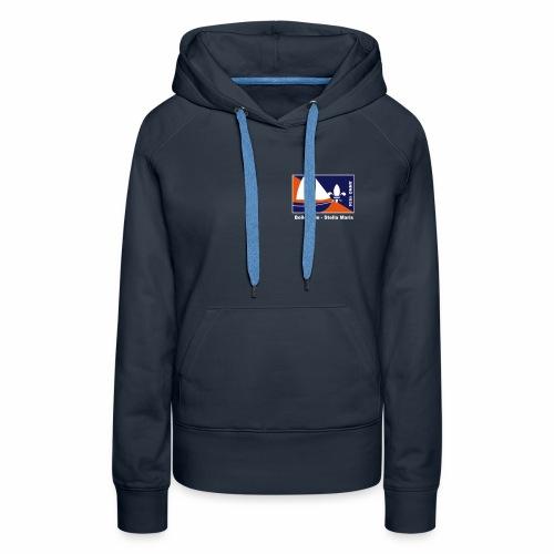 Woord Uniform - Achterkan - Vrouwen Premium hoodie