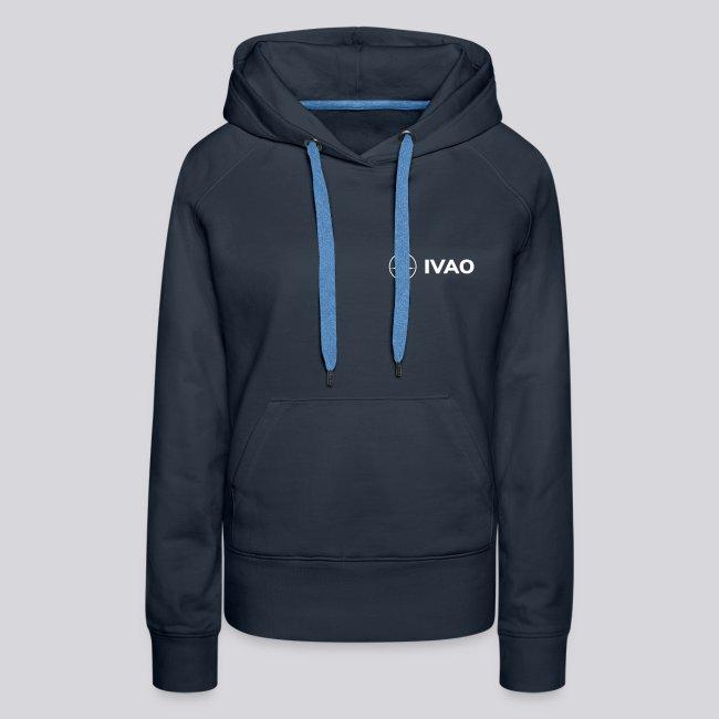 IVAO (White Full Logo)
