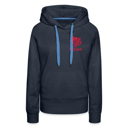 Leidingtrui voor Darzee - Vrouwen Premium hoodie