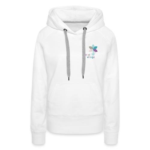 Bildmarke bunt 150dpi rgb - Frauen Premium Hoodie