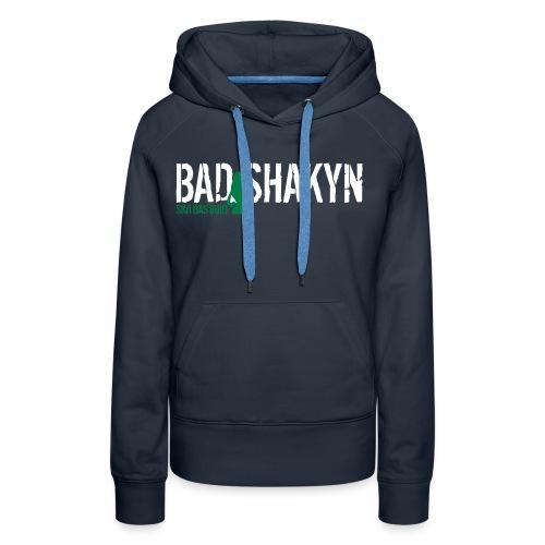 shirt skabastard badshakyn ws 1 - Frauen Premium Hoodie