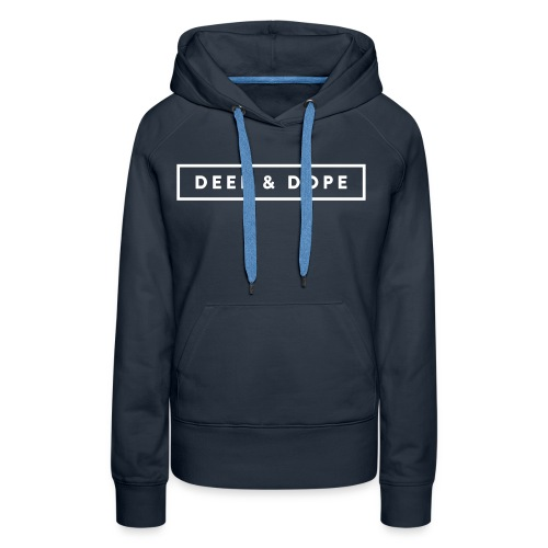 deepanddopelogorevamp - Women's Premium Hoodie