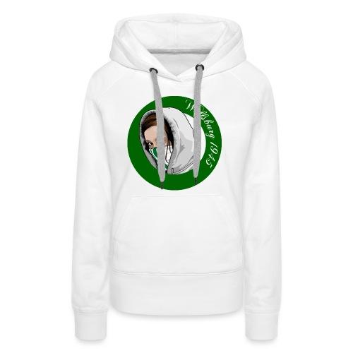 Wolfsburger Frauen - Frauen Premium Hoodie