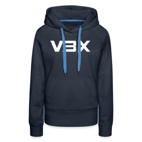 vbx logo - Frauen Premium Hoodie