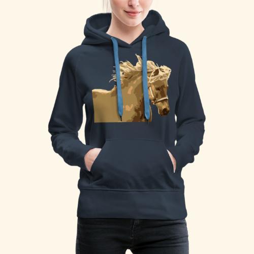 shetland - Frauen Premium Hoodie