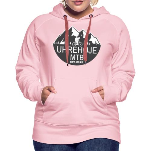 UhreHøje MTB - Dame Premium hættetrøje
