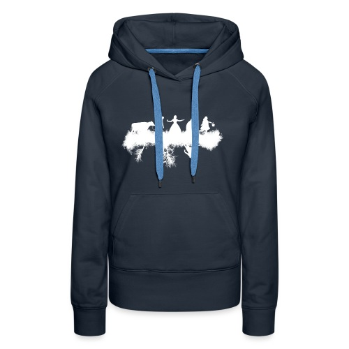 Into The Woods T-Shirt - Women's Premium Hoodie