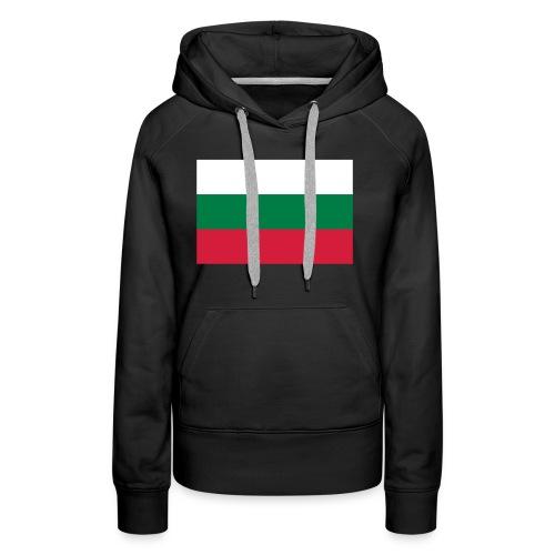 Bulgaria - Vrouwen Premium hoodie