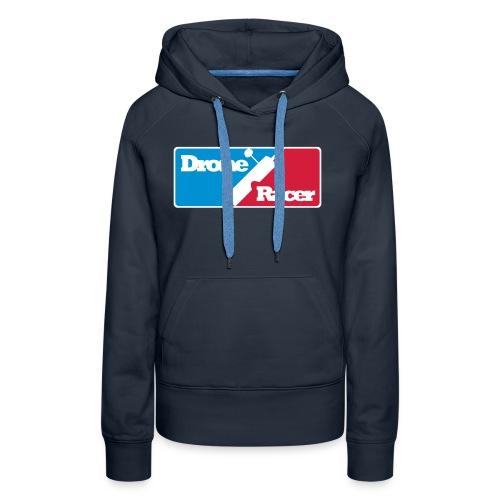 Drone Racer - Vrouwen Premium hoodie
