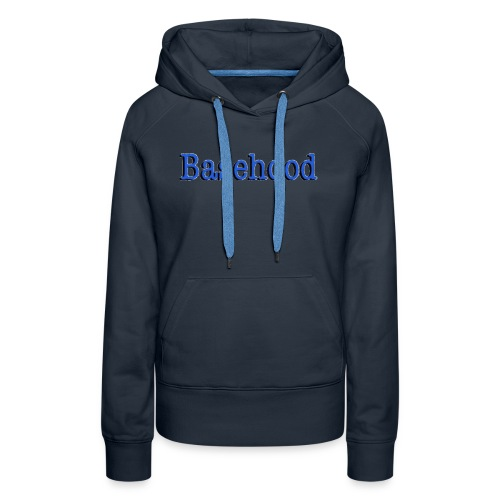 Basehood Basic Logo - Vrouwen Premium hoodie