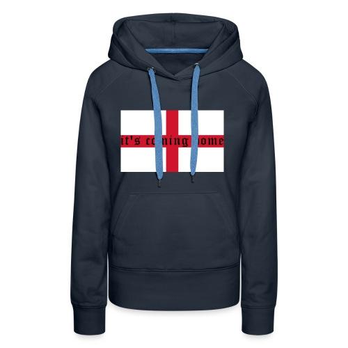 England 21.1 - Frauen Premium Hoodie