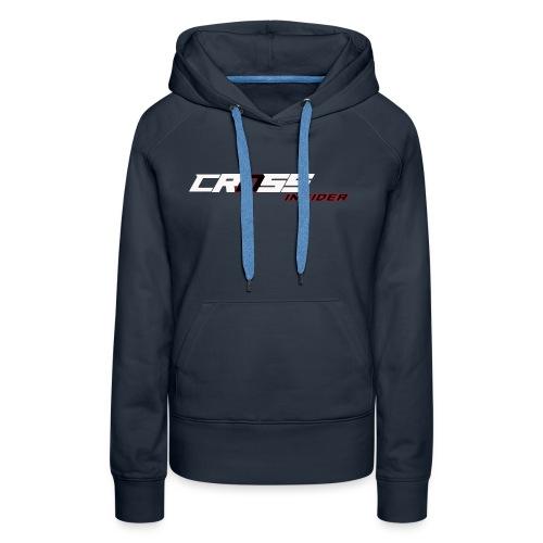 Crossinsider Hoodie - Vrouwen Premium hoodie