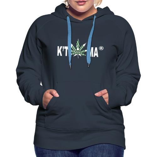 K'TAMA - Sweat-shirt à capuche Premium pour femmes