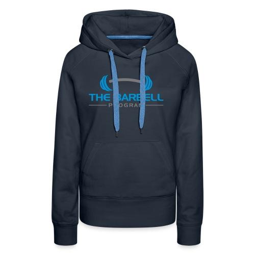 The Barbell Program - Frauen Premium Hoodie