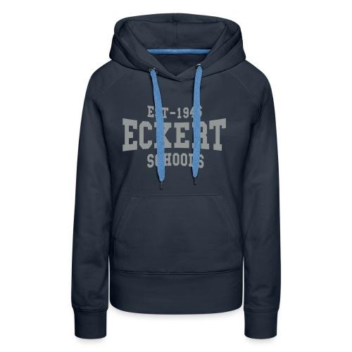 Eckert Old School 25 cm - Frauen Premium Hoodie
