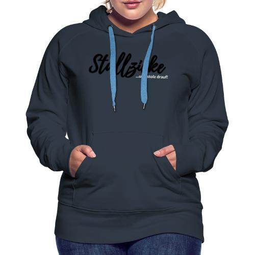 Stallzicke - Frauen Premium Hoodie