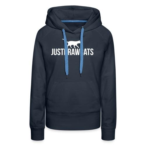 JustDrawCats Logo - Vrouwen Premium hoodie