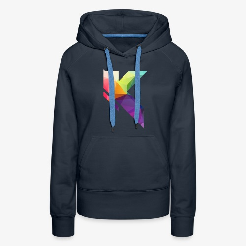 K Bunt OH - Frauen Premium Hoodie