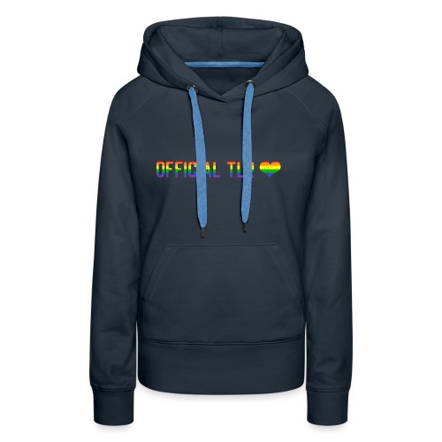 Official TLR Love Merch - Pride Edition - Women's Premium Hoodie