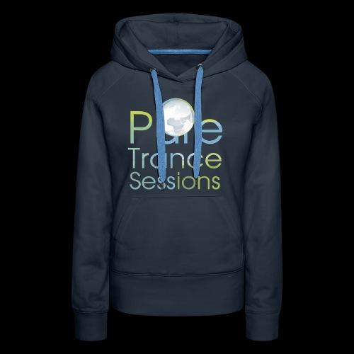PTS logo new15 beeldmerkS png - Women's Premium Hoodie