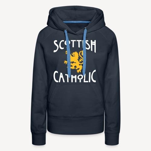 SCOTTISH CATHOLIC - Women's Premium Hoodie