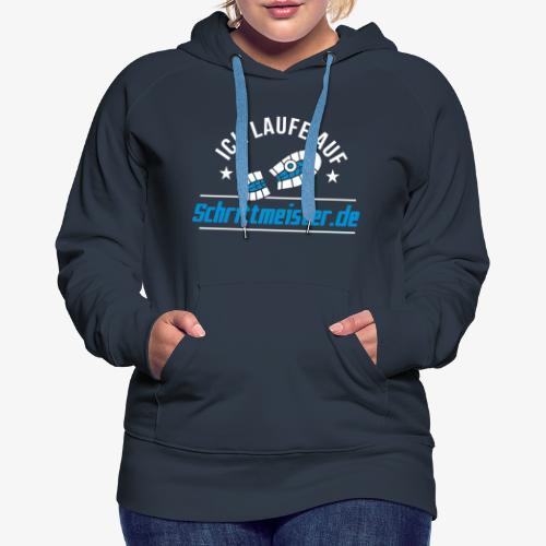 Schrittmeister - Sportauswahl - Frauen Premium Hoodie