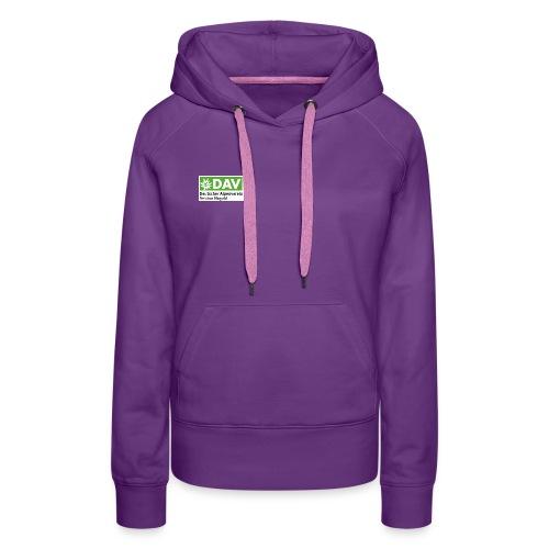 DAV Nagold Logo png - Frauen Premium Hoodie