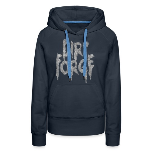 Dirt Forge Gravel t-shirt - Dame Premium hættetrøje
