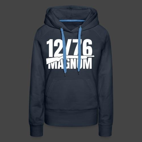 1276 Mag 870 w - Frauen Premium Hoodie