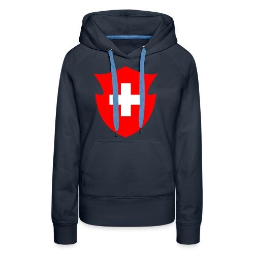 Suisse - Switzerland - Schweiz - Frauen Premium Hoodie